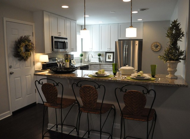 Quincy Project transitional-kitchen