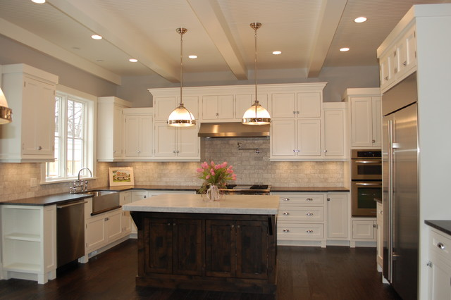 Quincy traditional-kitchen