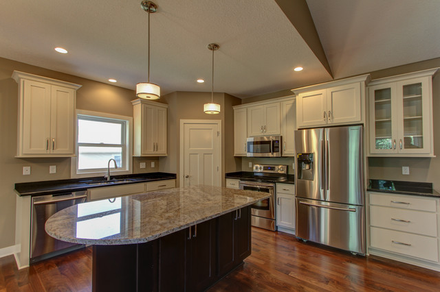 R. Fleming Construction traditional-kitchen