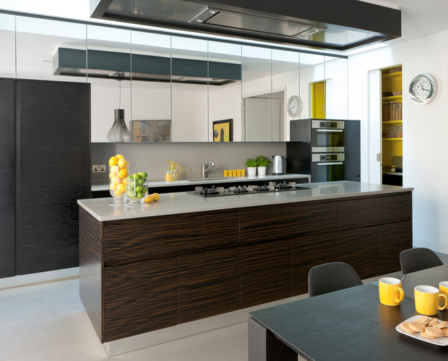 Radiance contemporary kitchen london by mowlem co for Modern kitchen london