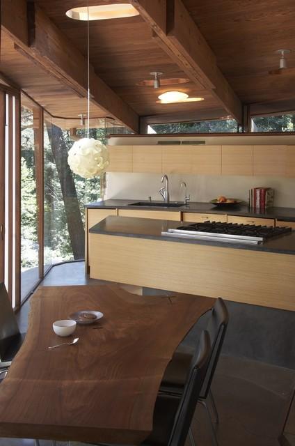 Radius House Modern Kitchen San Francisco By Dwyer