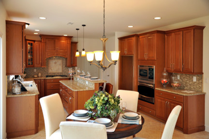Radnor Model traditional-kitchen