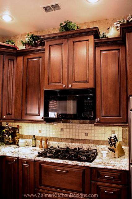 Rainey (Cabico) Zelmar Home Remodel traditional-kitchen