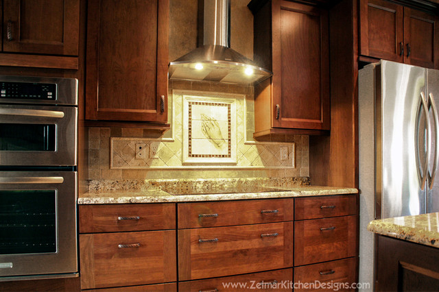 Raj Zelmar Kitchen Remodel traditional-kitchen