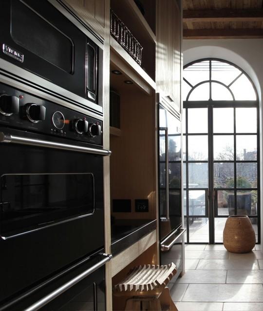 Ralph Lauren Designer Alfredo Pau0027s Incredible New York City Apartment  Modern Kitchen