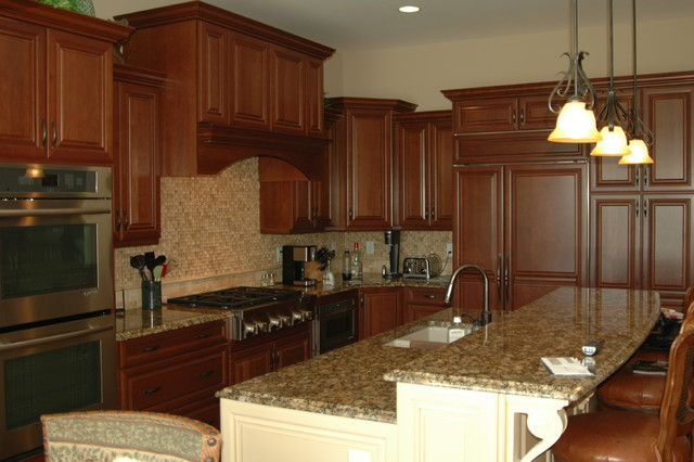 Ralston Ridge traditional-kitchen