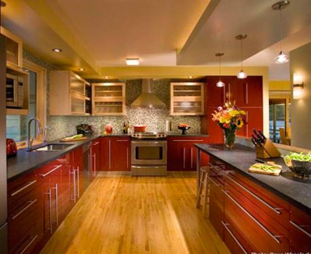 Rambler rekindled for Rambler kitchen remodel ideas