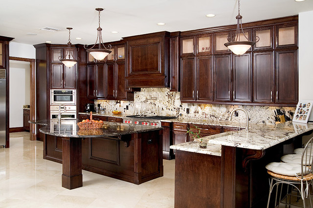Ramos Design Build Corporation - Tampa mediterranean kitchen