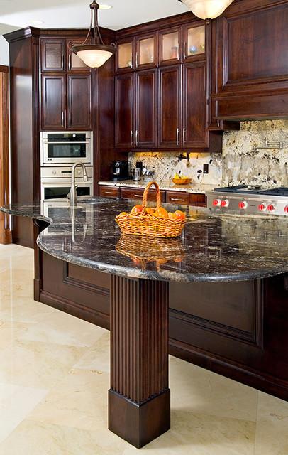 Ramos Design Build Corporation - Tampa mediterranean-kitchen