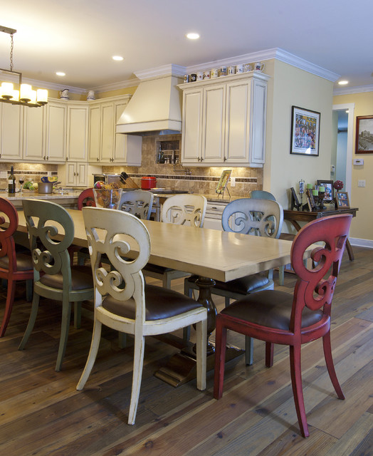 Ramos Design Build Corporation - Tampa traditional-kitchen