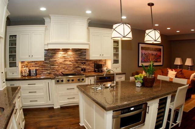 Ramras contemporary-kitchen