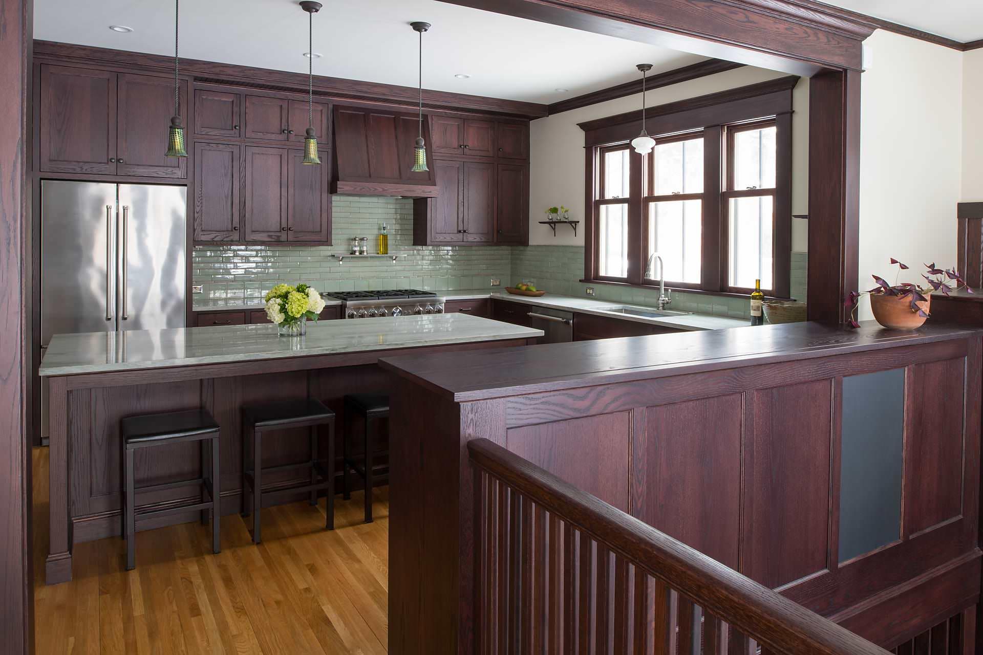 Ramsey Hill kitchen addition