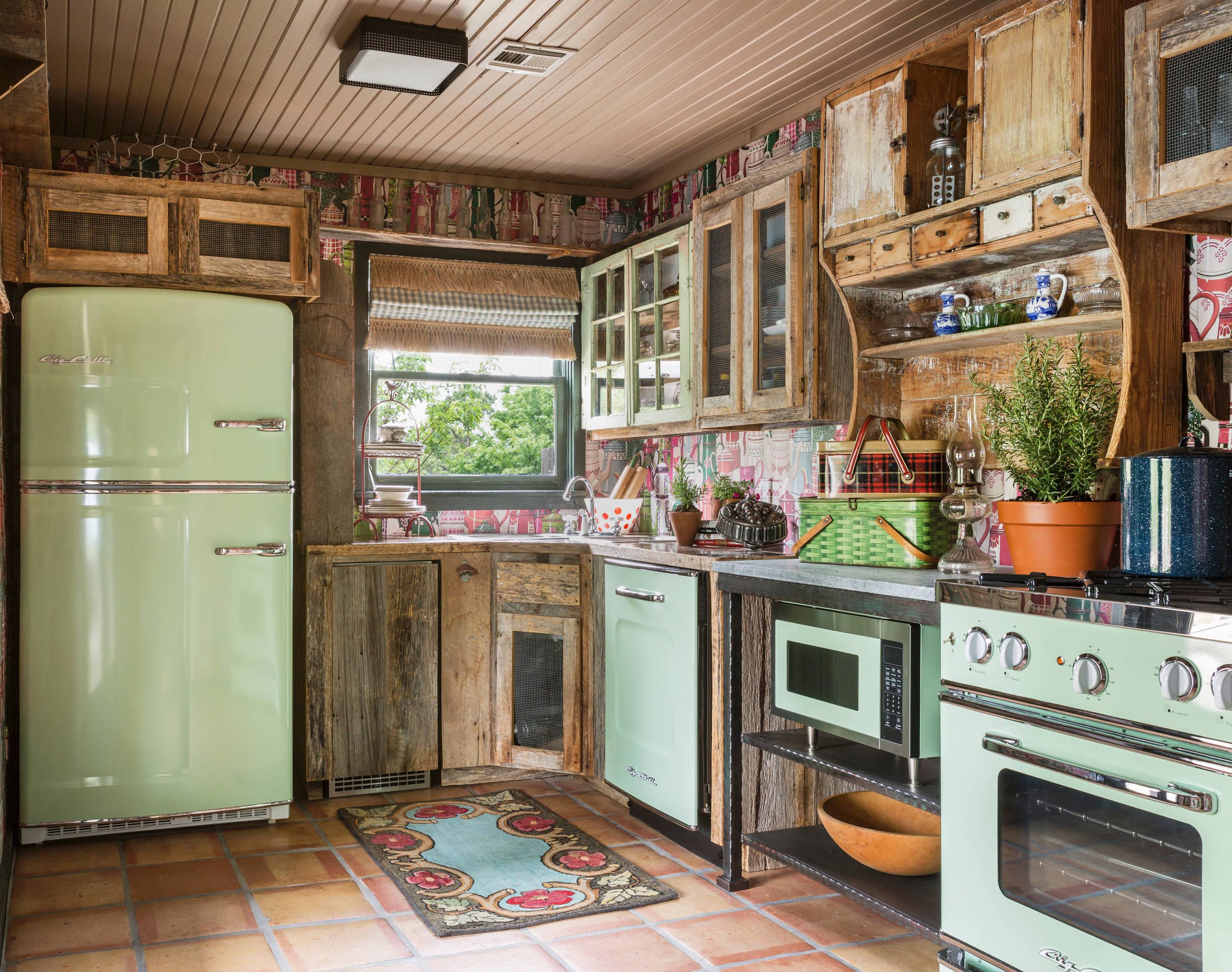 Mint Green Kitchen Ideas Photos Houzz