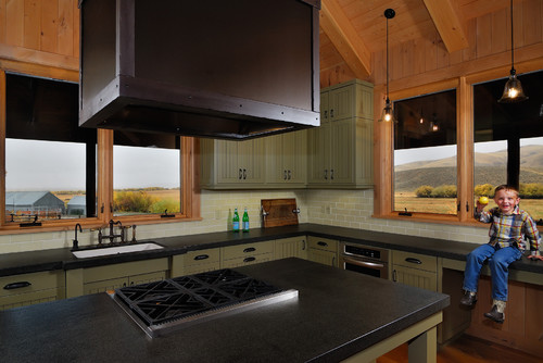 Ranch House Rustic - New Construction
