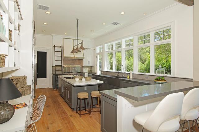 Ranch Lane contemporary-kitchen
