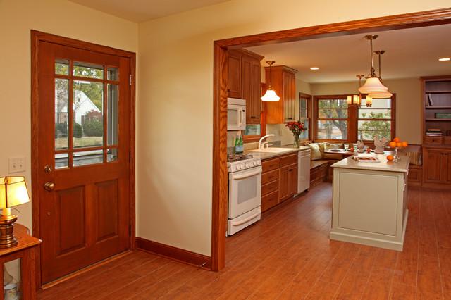 Ranch Rambler Kitchen Remodel Traditional Kitchen