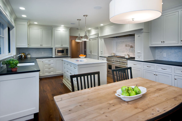 Ranch Remodel traditional-kitchen
