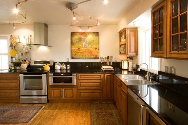 Ranch Remodel   Kirkwood, MO Transitional Kitchen