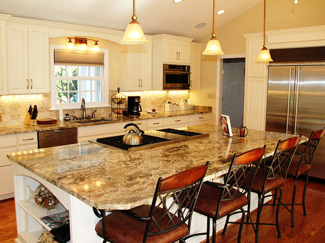 ... - Transitional - Kitchen - louisville - by Door Store and Windows