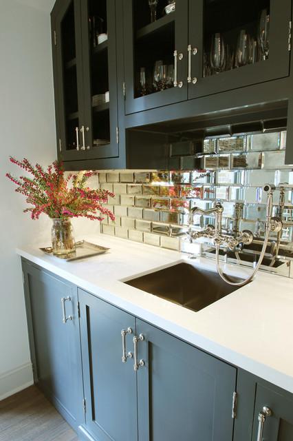 Ranch Style Renovation transitional-kitchen
