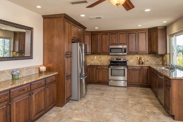 Rancho Bernardo, California Kitchen Remodel traditional-kitchen