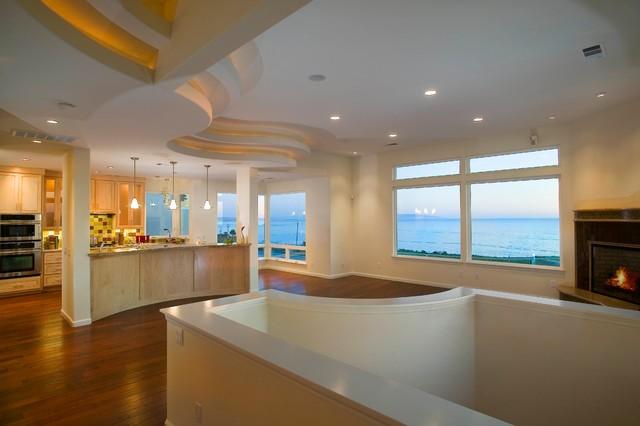 Rancho Pacifica contemporary-kitchen