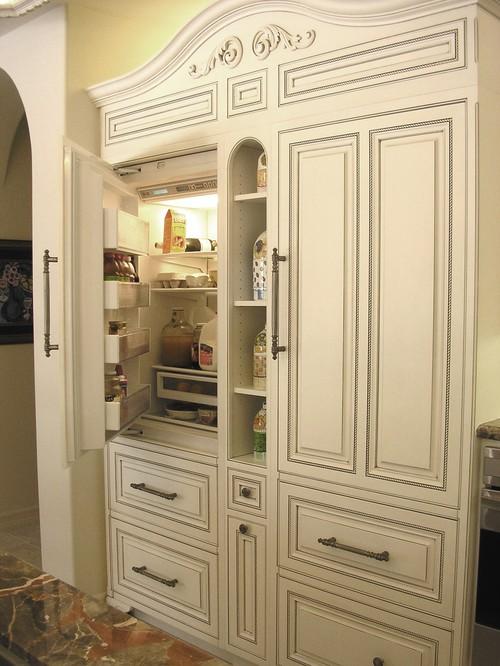sub zero vs miele integrated refrigerator columns which. Black Bedroom Furniture Sets. Home Design Ideas