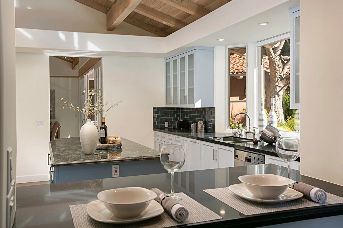 Rancho Santa Fe Kitchen and family room overhaul!