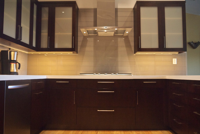 Rand Ave. contemporary-kitchen
