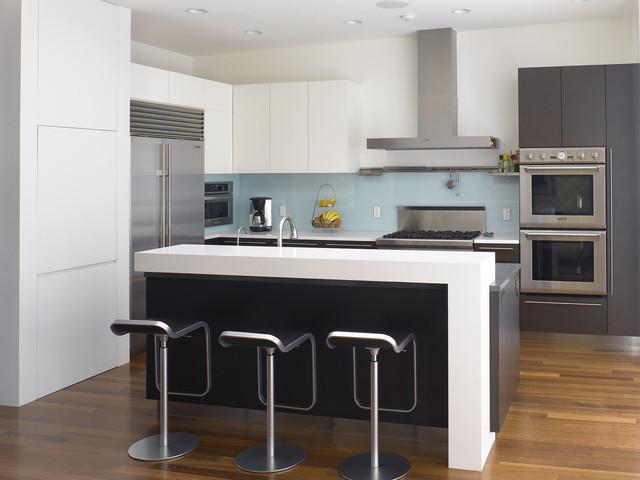 Randall Street Residence Modern Kitchen