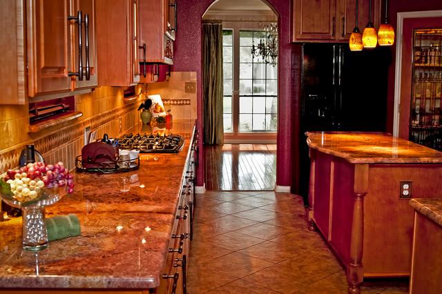 Random traditional-kitchen