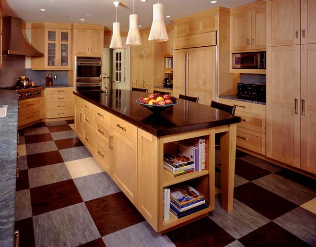 Random Farms Kitchen contemporary-kitchen