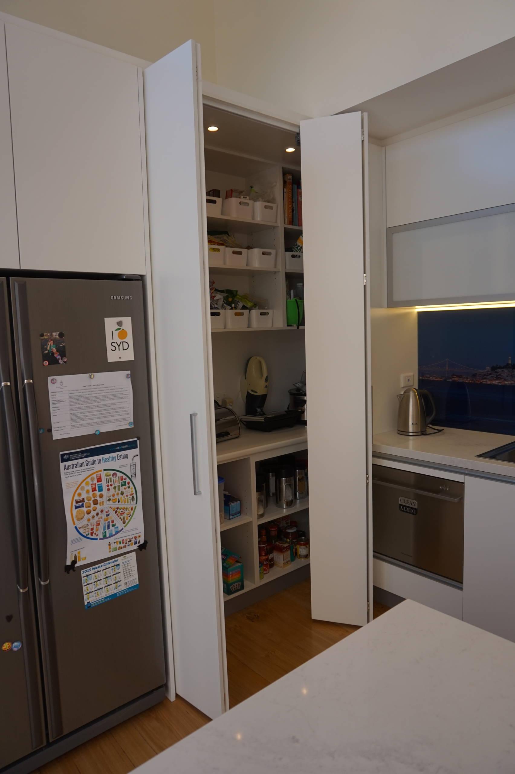 Randwick - Kitchen, laundry plus joinery