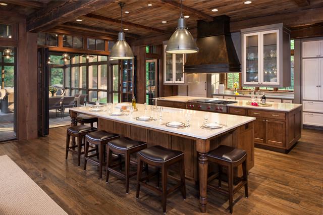 Range Hoods Rustic Kitchen Denver By Raw Urth Designs