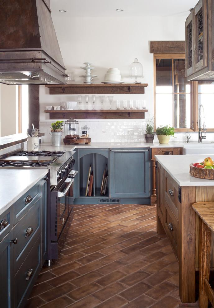 Range Hoods | Traditional - Kitchen - Denver - by Raw Urth ...
