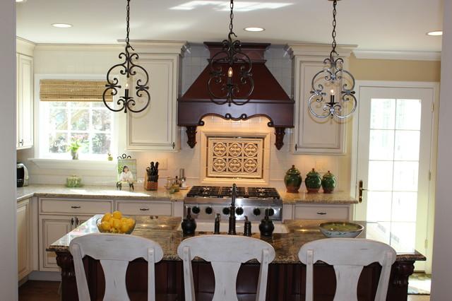 Rangetop Elevation traditional-kitchen