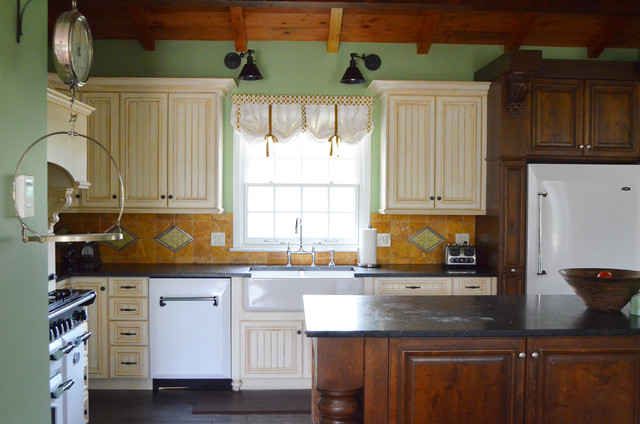 Rapid Canyon Ranch 2012 eclectic-kitchen