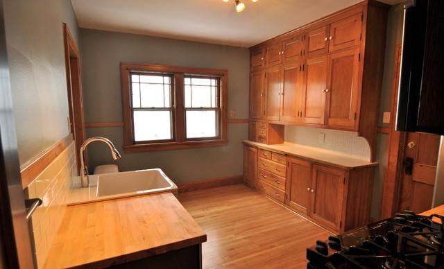 Rare Form Properties Minneapolis MN traditional-kitchen