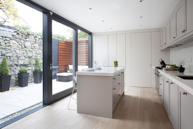 Rathmines Townhouse Contemporary Kitchen Dublin By