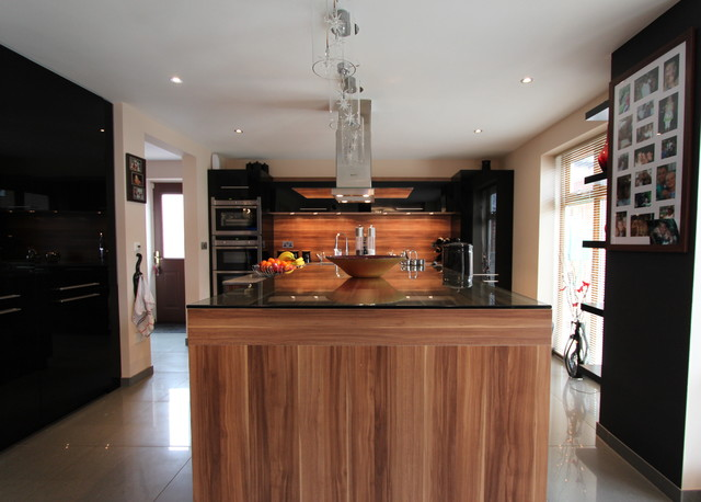 Rational Kitchens Cardiff - Contemporary - Kitchen ...