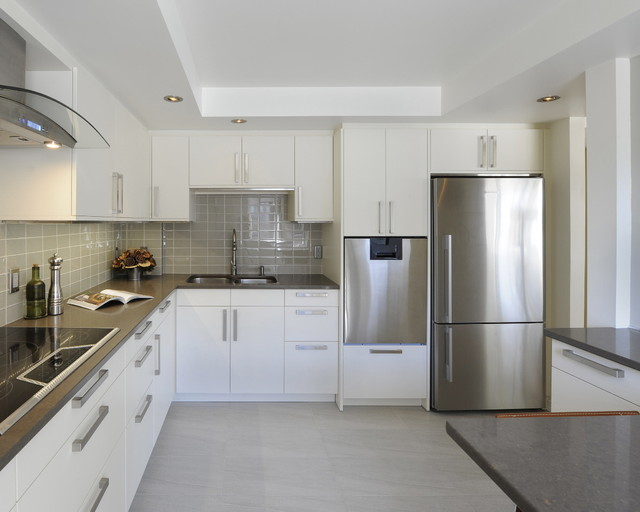39 Rational 39 Potter Contemporary Kitchen Ottawa By Luxurious Living Studio Inc