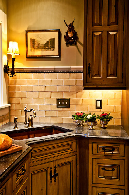 Rausch House Traditional Kitchen St Louis By Karr