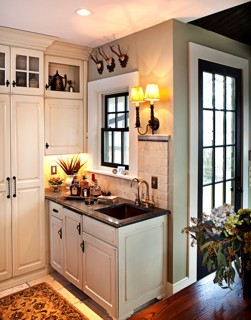 Rausch House traditional-kitchen