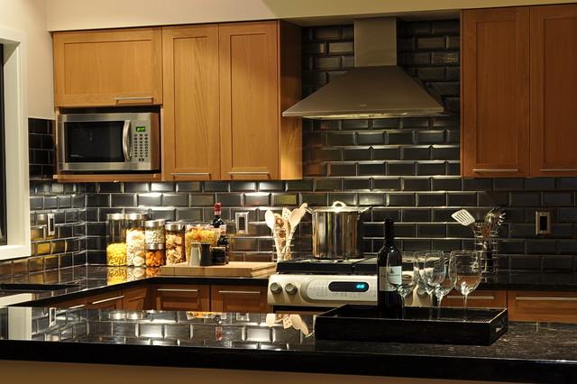 Raveninside Interior Design Contemporary Kitchen