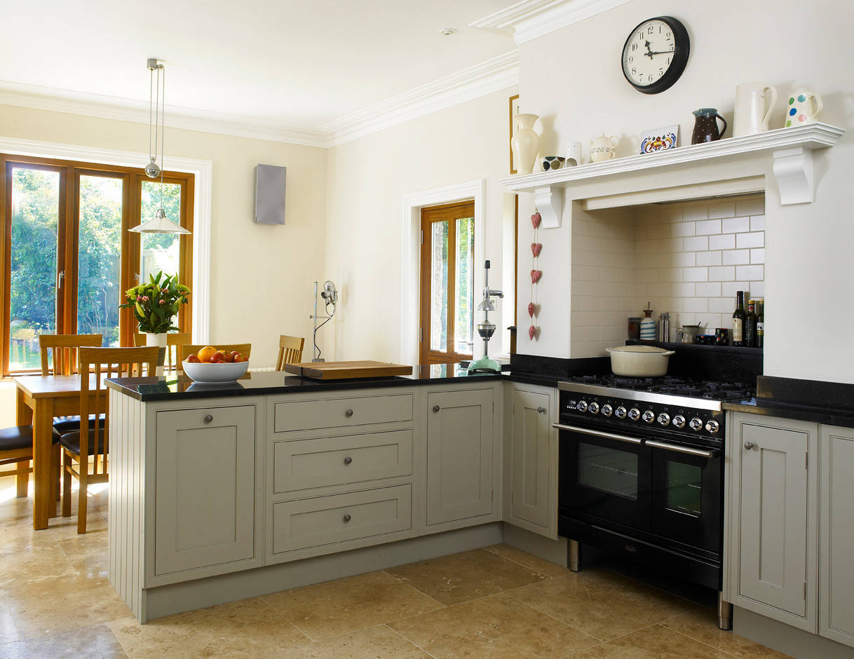 Edwardian Kitchen Houzz