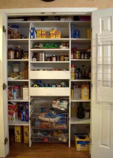 Reach In Closets Traditional Closet Philadelphia