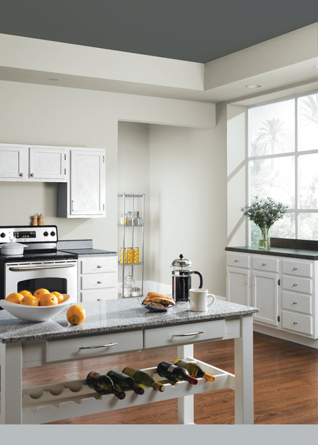 Reasoned - Colormix Forecast 2014 - Transitional - Kitchen - Columbus - by Sherwin-Williams