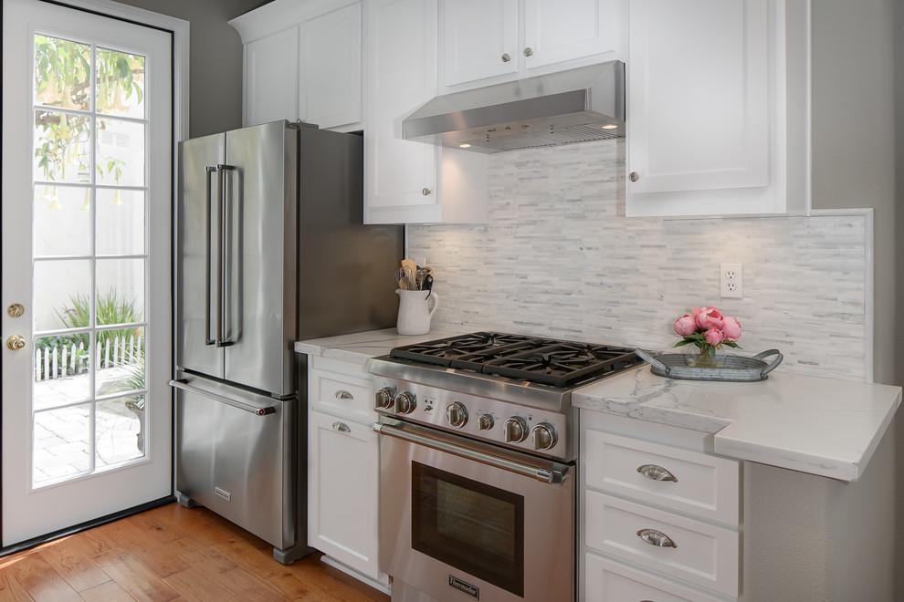 Reborn Cabinets Kitchen Reface - Irvine, CA - Contemporary ...