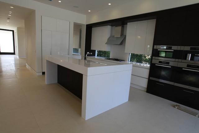 Recent Installations contemporary-kitchen