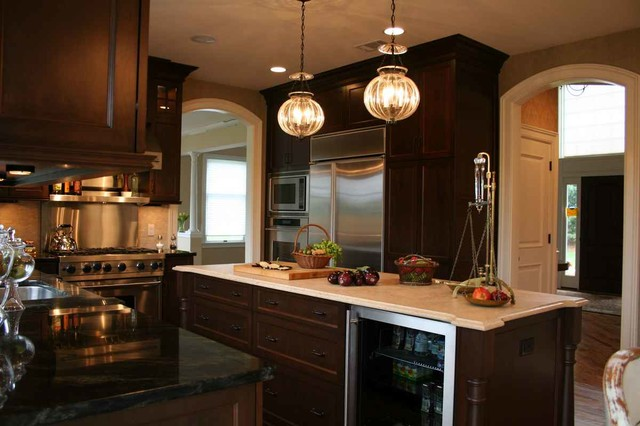 Recent Interior Designs traditional-kitchen